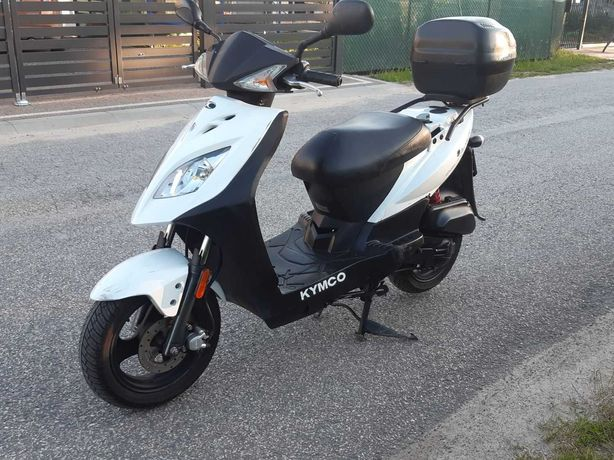 Kymco Agility Delivery 50 4t
