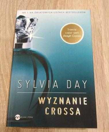 """Sylvia Day """"Wyznanie Crossa"""" + darmowa przesyłka"""