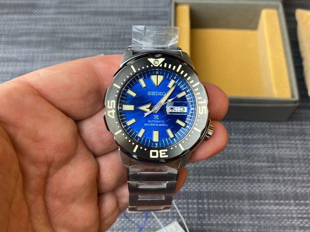 Seiko Prospex Scuba Diver Save the Ocean Special Edition (JDM)