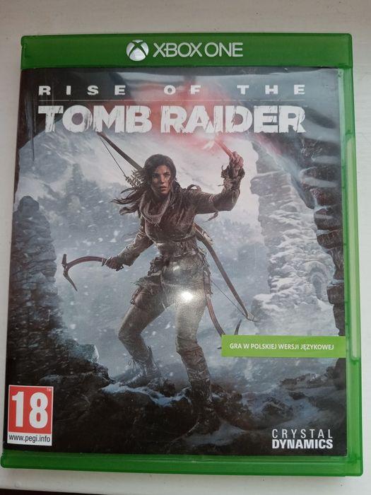 Tomb Rider xbox one Ozorków - image 1