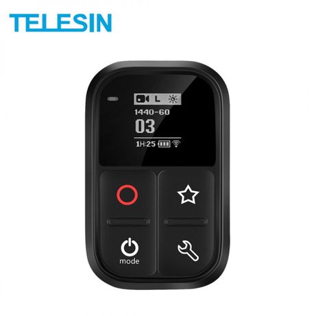 Пульт Telesin GP-RMT-T02 GoPro Hero 8 7 6 5 4 2018 Wi-Fi Remote Кнопка