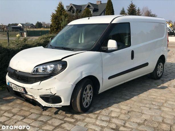 Fiat Doblo Maxi 1,6 JTD  Bogate wyposażenie.