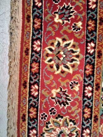 Натуральный шерстяной сирийский ковер 300*200