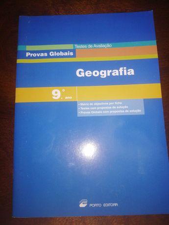 Livros de Provas Globais do 9 ANO