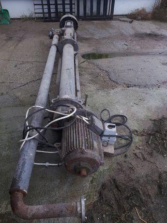Pompa do brudnej wody,gnojowicy 15 kw