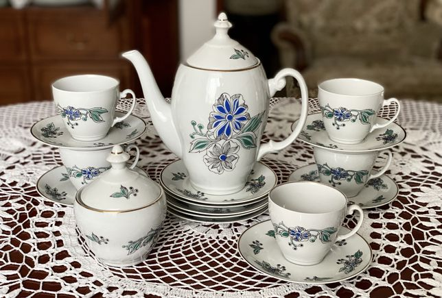 Serwis kawowy Włocławek porcelana