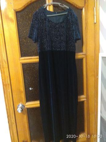 Платье вечернее р.М-L на торжество