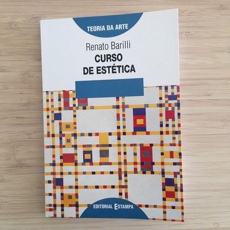 Livro Curso de Estética
