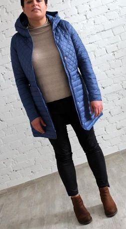 Świetny nowy wiosenny płaszczyk r.52 lekki modny