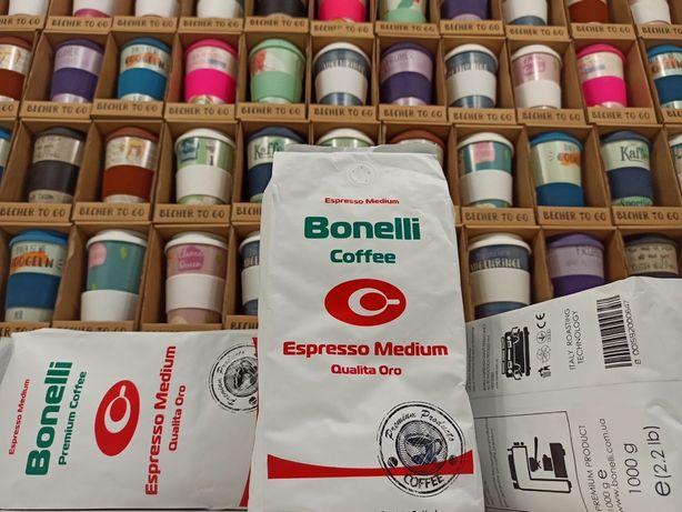 Bonelli  кава в зернах ( кофе в зернах ) Роздріб, Опт.