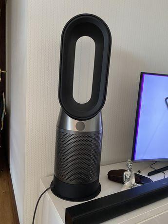 Dyson : ventilador + aquecedor + purificador de ar + termoventila