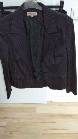 Komplet garsonka żakiet i spodnica Reserved r.42