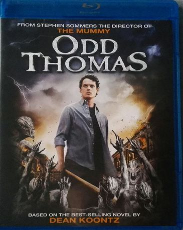 """""""Odd Thomas: Pogromca zła"""" Blu-Ray USA reg A bez PL"""
