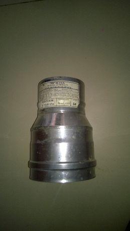 Adapter 60/100-80/125 do kotła De Dietrich mcr