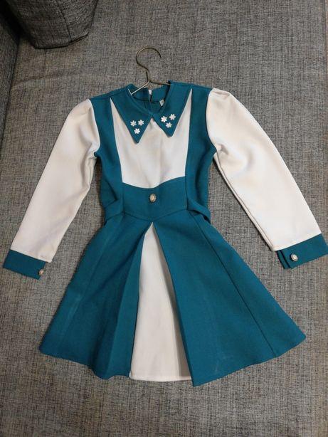 Платье детское школьное