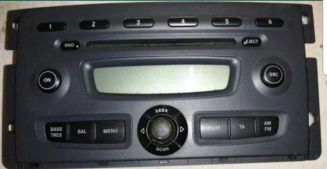 Rádio original smart 451
