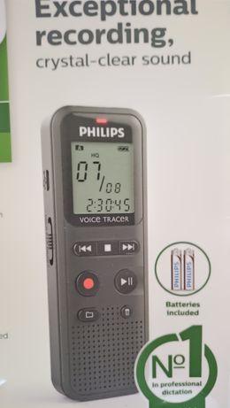 Memo gravador Voice Tracer Philips NOVO