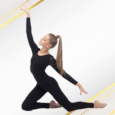 Комбинезон для гимнастики, хореографии и акробатики