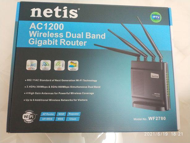 Роутер NETIS 2.4 /5 GHz
