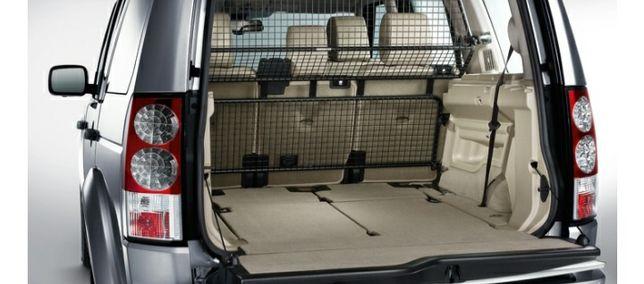 Grade divisão bagajeira Land  Rover  discovery 3