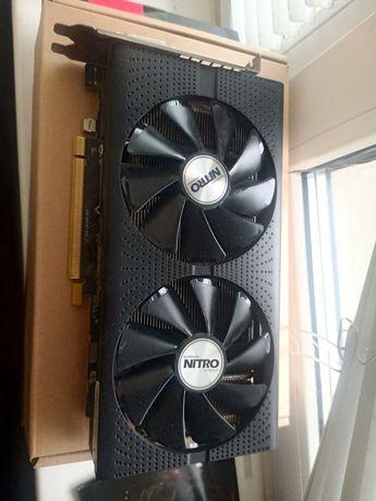 Sapphire nitro RX 470 4gb mining edition Open bios DVI