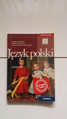 Język polski podręcznik OPERON 1,2,3