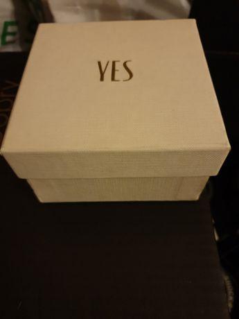 Pudełko na biżuterię firmy YES