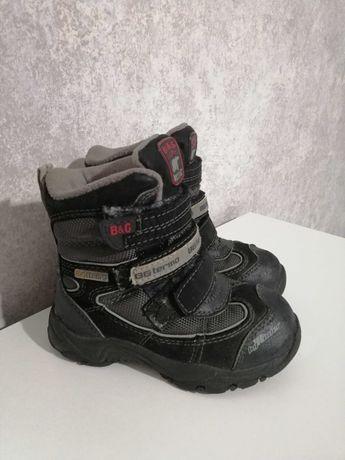 Сапоги (ботинки) B&G 25 размер