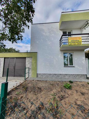 Продаю 2 этажный дом с террасой и участком