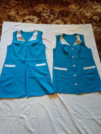 Продам женские рабочие халаты