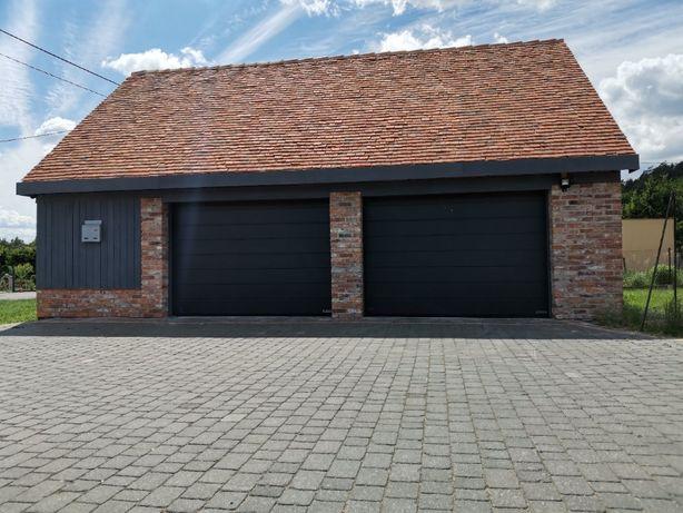 Bramy garażowe segmentowe z napędem HORMANN