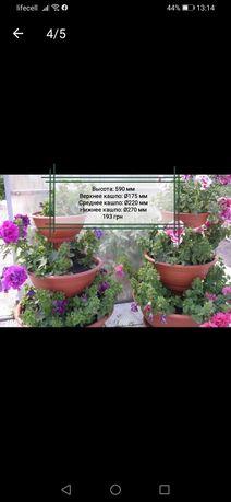 Корщики для квітів
