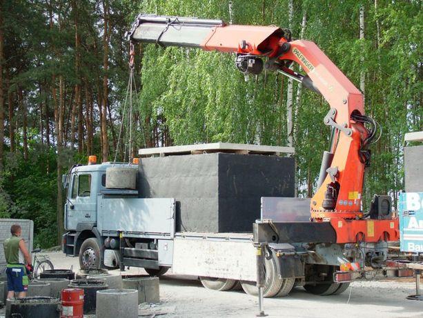 Szamba, Szambo Betonowe, Gliwice - 10 m3 - tanio, producent