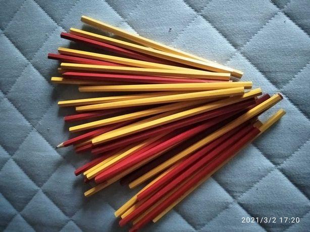 Miękkie ołówki, szkicowanie.