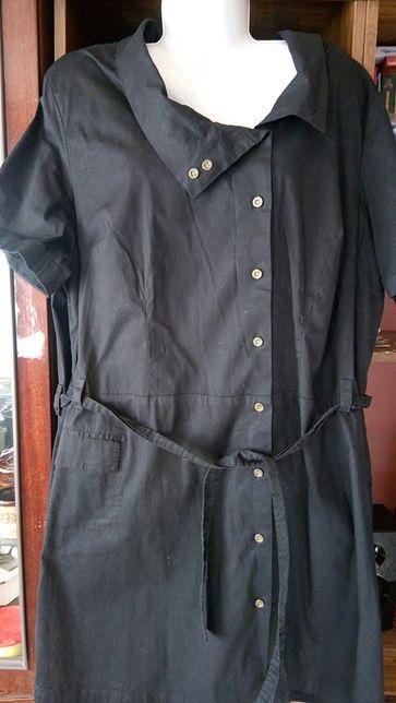 Платье - рубашка р. 58-60