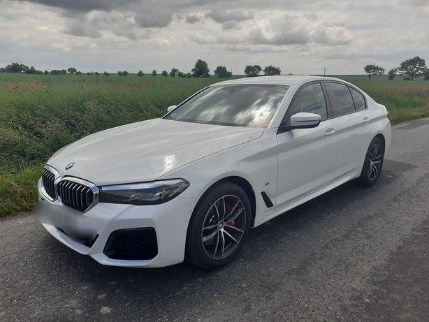 Auto do  ślubu BMW serii 5 G30