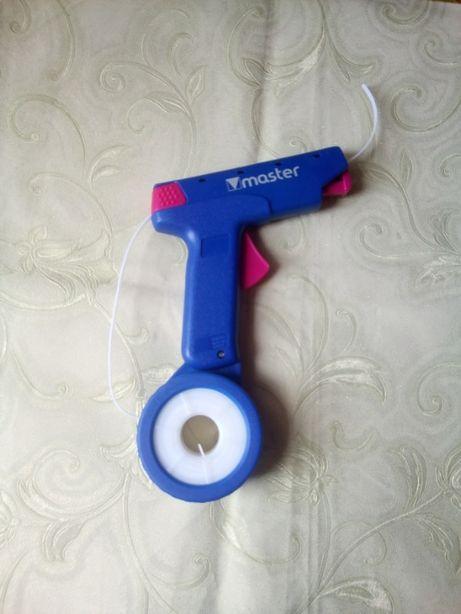 Продам пистолет для обрезки пластиковой ленты (стяжки)