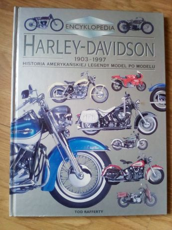 Encyklopedia Harley Davidson