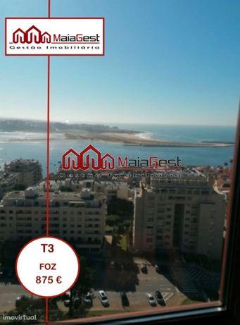 T3   Pinhais da Foz   vista Rio/Mar   Maiagest