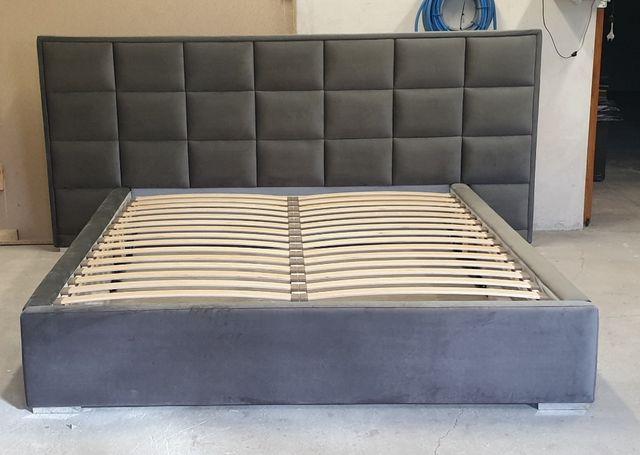 Łóżko tapicerowane TOMEK II 160/200 łoże pojemnik producent