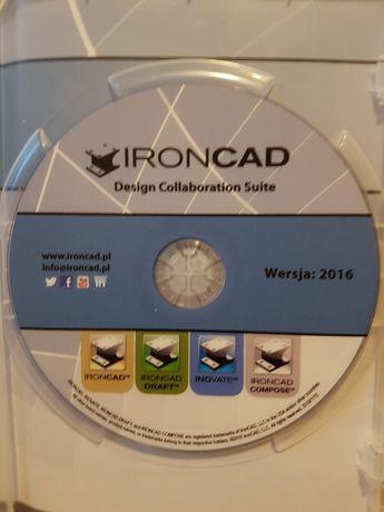 Oprogramowanie Ironcad 2017