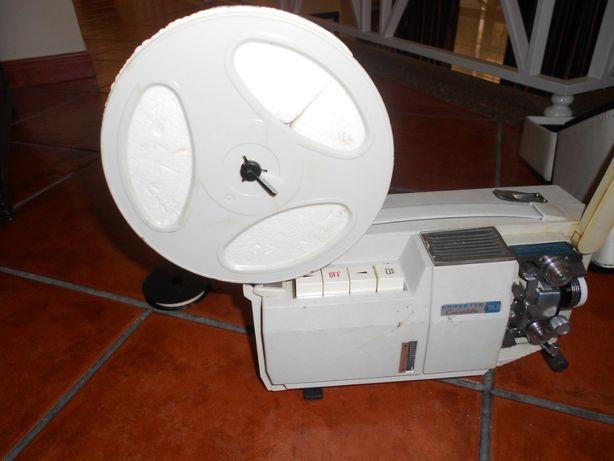 Projector filmes 8mm + projector slides