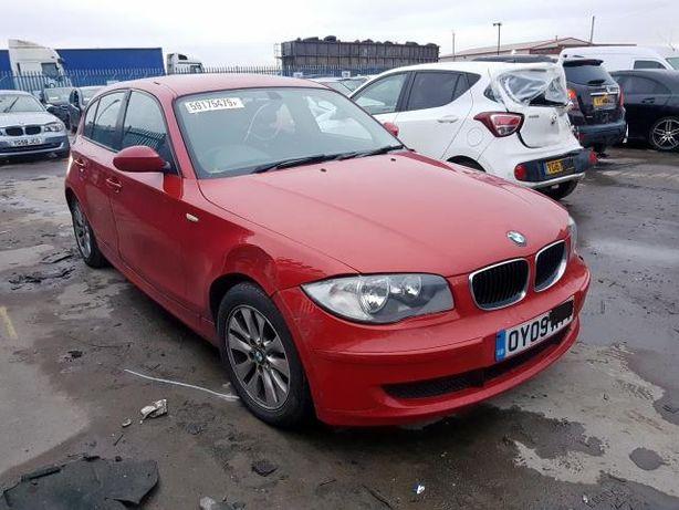 Karoseria BMW e87 e81 e82 KARMESINROT Maska Zderzak Błotnik Klapa