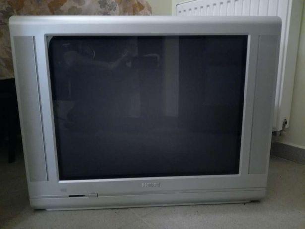 "TV Philips 29"" kineskopowy + dekoder DVBT"