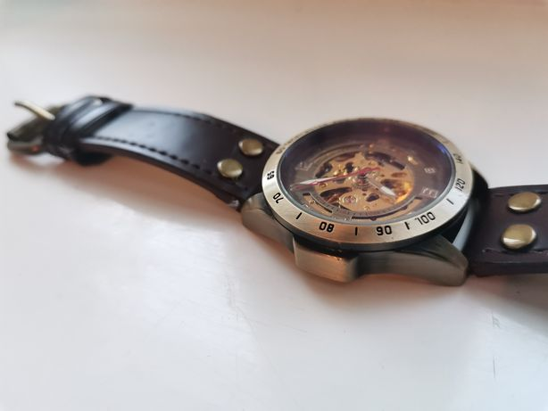 Zegarek mechaniczny