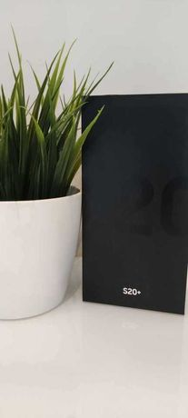 Samsung Galaxy S20+ (Plus) C/Garantia + Todos os acessórios + Pelicula