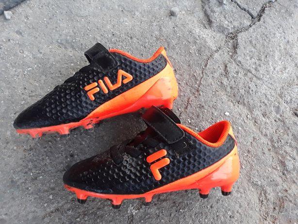 Buty piłkarskie Fila r.30