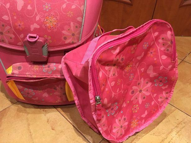 школьный ортопедический рюкзак для девочек 1-4 классы
