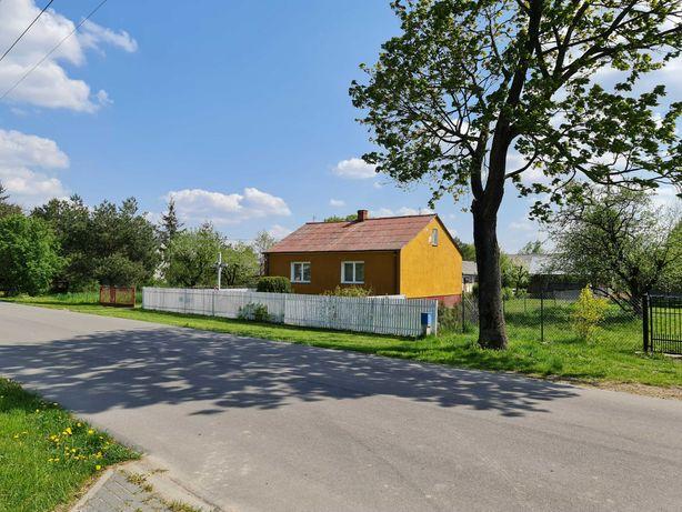 Dom z gospodarstwem na wsi 30 arów - 5km od Parczewa