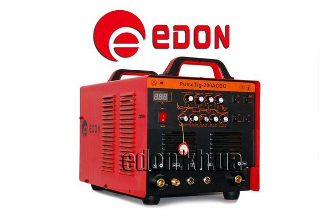 Аргонодуговой сварочный аппарат Edon PULSETIG-200 AC/DC,315AC/DC